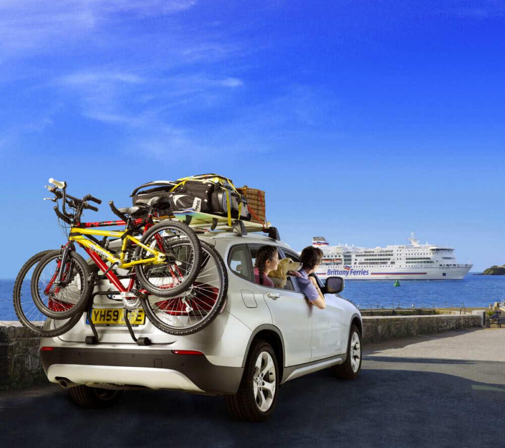 automašīnas sagatavošana ceļojumam