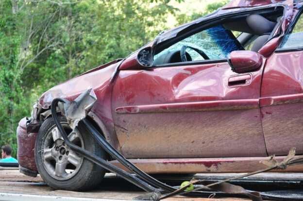 Auto pēc avārijas autoDNA