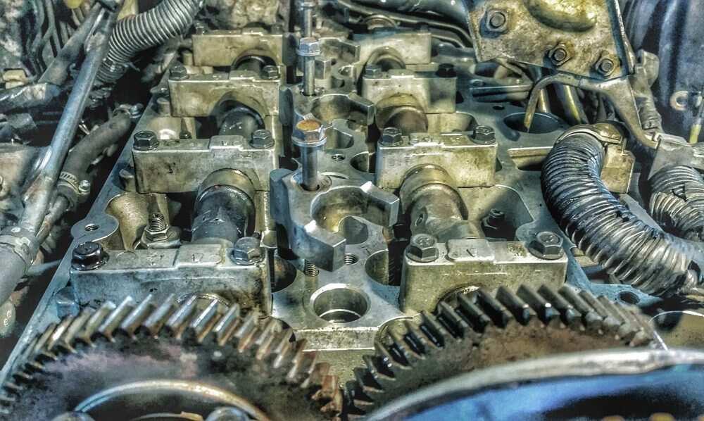 Dzinēja kapitālais remonts