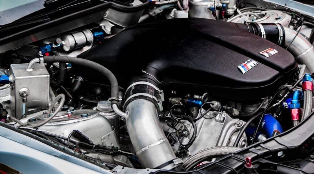 BMW dzinējs