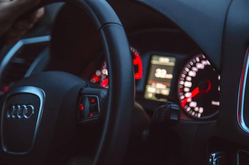 Audi no Lietuvas