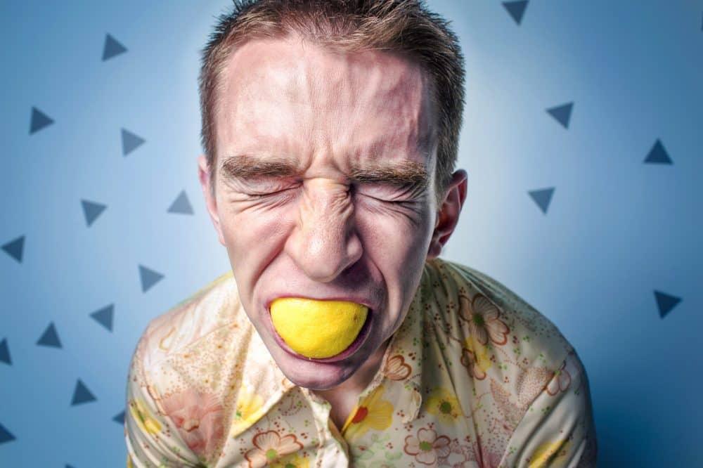 kā neiegrābties citronā