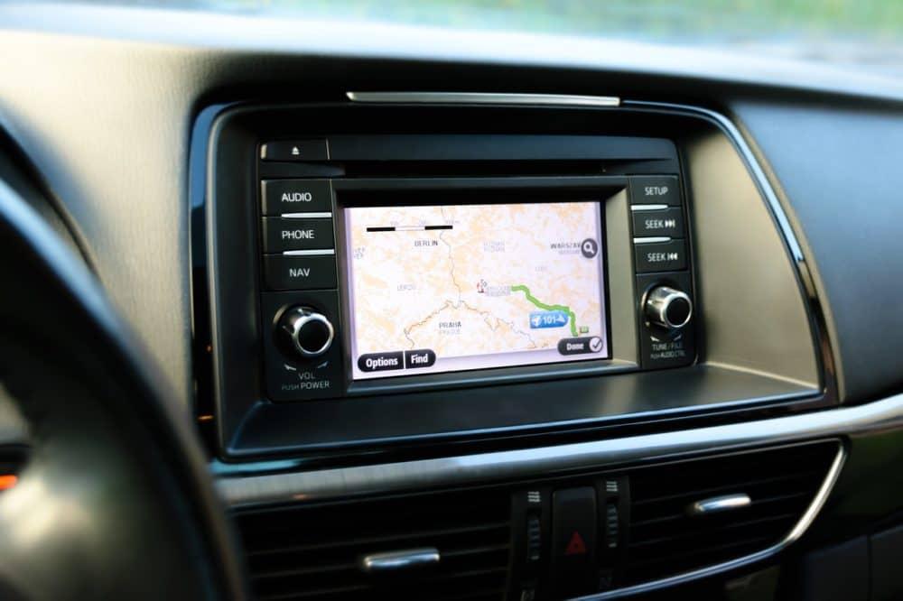 Auto navigācija